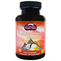 Dragon Herbs, Высокогорное мумие, 450 мг, 60 капсул