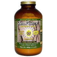 HealthForce Nutritionals, ZeoForce, ежедневная детоксикация, 14 унций (400 г) (Discontinued Item), HFC-00055