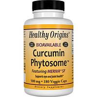 Healthy Origins, Куркумин фитосомный - Meriva SF, 180 вегетарианских капсул, HOG-52445