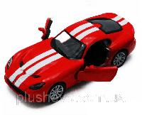 Металлическая модель kinsmart SRT Viper GTS