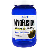 Gaspari Nutrition, MyoFusion, улучшенная формула протеина, печенье и крем, 2 фунта (907 г), GSN-02313