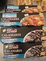 Кальмар в томатном соусе Didi 3*80г (Испания)