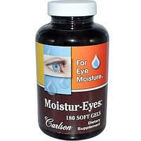 Carlson Labs, Средство для увлажнения глаз, 180 гелевых капсул, CAR-04822