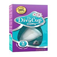 Diva International, Diva Cup, Модель 2, 1 менструальная чаша (Discontinued Item), DIV-00002