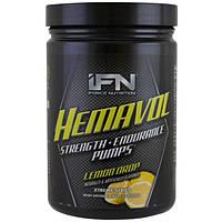 IForce Nutrition, Серия Xtreme, Порошок Гемавол, Лимонный леденец, 8.5 унций (240 г), IFN-00166