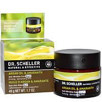 Dr. Scheller, Ночной крем против морщин, с маслом арганы и амарантом, 1,7 унции (49 г), DRL-55033