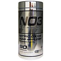 Cellucor, NO3 Chrome, Nitric Oxide Pump Amplifier, 90 Capsules, CLL-02479