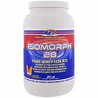 APS, Изоморф 28, чистый изолят сывороточного протеина, вкус взбитых сливок с апельсином, 2 фунта, MPH-89856