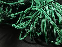 Шнур для одежды  полипропиленовый цвет зеленый 100 метров