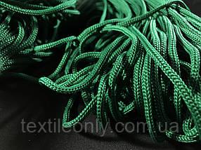 Шнур для одягу поліпропіленовий колір зелений 100 метрів