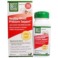 Bell Lifestyle, Серия Master Herbalist, поддержка здорового кровяного давления, 60 капсул, BEL-10908