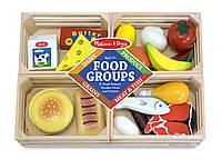 Детский игровой набор  продуктов