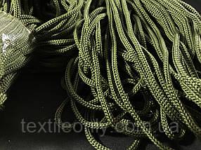Шнур для одягу поліпропіленовий колір хакі 100 метрів