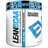 EVLution Nutrition, Lean BCAA, Синяя  Кутерьма, 9,4 унции (267 г), EVL-55113