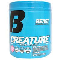 Beast Sports Nutrition, Пищевая добавка для мышц Creature, розовый лимонад, 10,58 унций (300 г), BES-80121