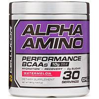 Cellucor, Alpha Amino, Performance BCAAs, Watermelon, 13.4 oz (381 g), CLL-02834