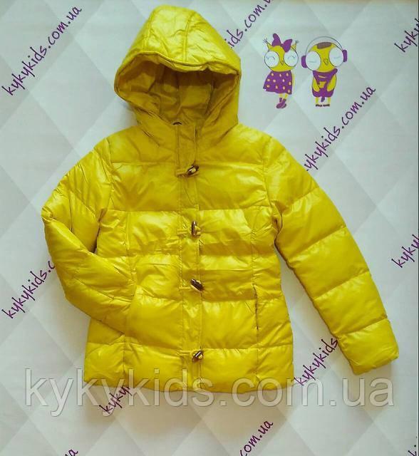 Зимняя куртка для девочки (еврозима). Тм Glo story (р.158-164 ... 3417e5f621e4f