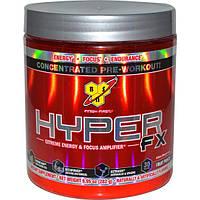 BSN, Hyper FX, Экстремальная энергия и усиление концентрации, фруктовый пунш, 9,95 унций (282 г), BSN-00350