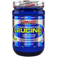 ALLMAX Nutrition, Лейцин, 5000 мг, 14,1 унций (400 г), AMX-20254
