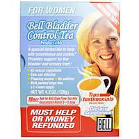 Bell Lifestyle, Чай Bell для контроля мочевого пузыря #4b, для женщин, 4,2 унций (120 г), BEL-10926