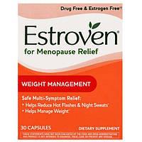 Estroven, Средство при менопаузе, контроль веса, 30 капсул, AME-04022