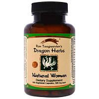 Dragon Herbs, Володушка с пионом, по 500 мг, 100 капсул на растительной основе, DRA-00450