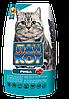 Корм для котов Пан Кот рыба (сухой) 10 кг.