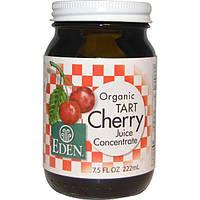 Eden Foods, Органический концентрат вишневого сока, 7,5 жидких унций (222 мл), EDN-00073