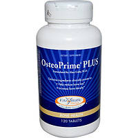Enzymatic Therapy, OsteoPrime Plus, 120 таблеток, EMT-07712