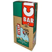 Clif Bar, Энергетический батончик с овсянкой, изюмом и грецким орехом, 12 батончиков, 2,4 унции (68 г) каждый, CBI-50013