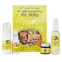 Earth Mama Angel Baby, Кое-что для малыша, набор из 4 предметов, EMA-00095