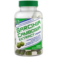 Hi Tech Pharmaceuticals, Экстракт гарцинии камбоджийской, 750 мг, 100 капсул, HTP-00375
