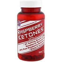 Hi Tech Pharmaceuticals, Кетоны малины, 125 мг, 90 капсул, HTP-00307