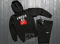 Теплый спортивный мужской костюм Nike Fresh As