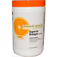 FoodScience, Superior Oranges with CoQ10, 10.58 oz (300 g) (Discontinued Item), FDS-38993