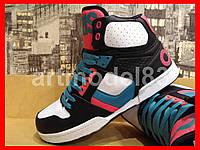 Ботинки сапоги кроссовки мужские зимние Нат кожа и Нат мех USA OSIRIS 41-45
