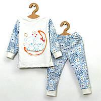 """Пижама теплая для мальчика """"Мишка"""", фото 1"""