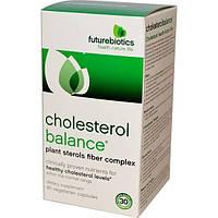 FutureBiotics, Cholesterol Balance, Средство для контроля уровня холестерина, 90 вегетарианских капсул, FBS-02502