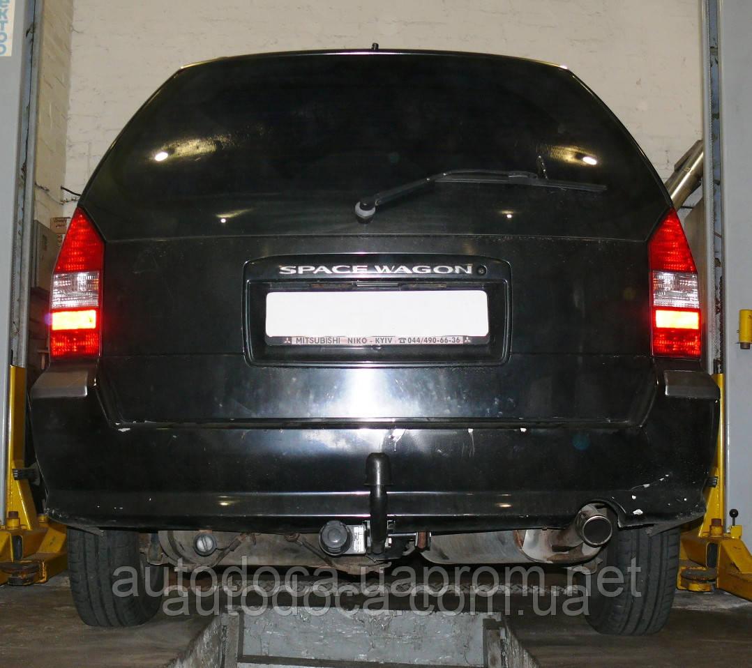 Фаркоп Mitsubishi Space Wagon с установкой! Киев