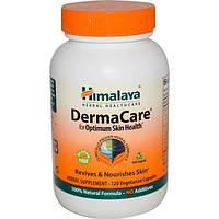Himalaya Herbal Healthcare, DermaCare, уход за кожей, 120 вегетарианских капсул, HIM-02201