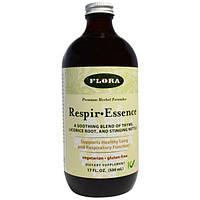 Flora, Дыхательная эссенция, 17 жидк. унц. (500 мл), FLO-68155
