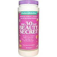 FutureBiotics, Комплекс «30-дневный секрет красоты», 30 пакетиков, FBS-00040