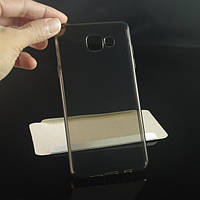 Силикон ультратонкий (0,33мм) Samsung J710 (J7-2016) (Grey), фото 1