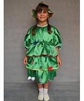 Новогодний карнавальный костюм елочки