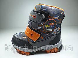 Ботинки для мальчиков Tom.m Размер: 23-28