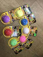 Мелкозернистый шариковый пластилин