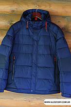 Теплая мужская куртка, биопух