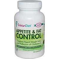 Dukan Diet, Контроль аппетита и лишнего веса, 90 капсул, DNK-00319