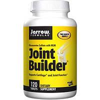 Jarrow Formulas, «Строитель суставов», сульфат глюкозамина и метилсульфонилметан (МСМ), 120 таблеток, JRW-19007