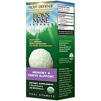 Fungi Perfecti, Host Defense, Lion's Mane Extract, 1 fl oz (30 ml), FPI-05161
